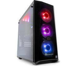 PC SPECIALIST Vortex Colossus Extreme Intel® Core™ i7 GTX 1080 Ti Gaming PC - 2 TB HDD & 500 GB SSD