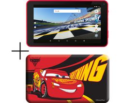"ESTAR 7"" Tablet & Case - 8 GB, Cars"