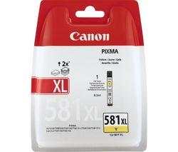 CANON CLI-581XL Yellow Ink Cartridge