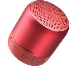 SOUNDCORE Mini 2 Portable Bluetooth Speaker - Red