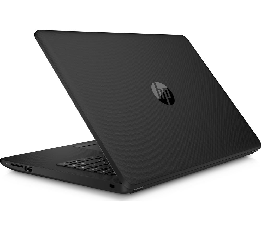 "HP 14-bw023na 14"" AMD A6 Laptop - 1 TB HDD, Black"