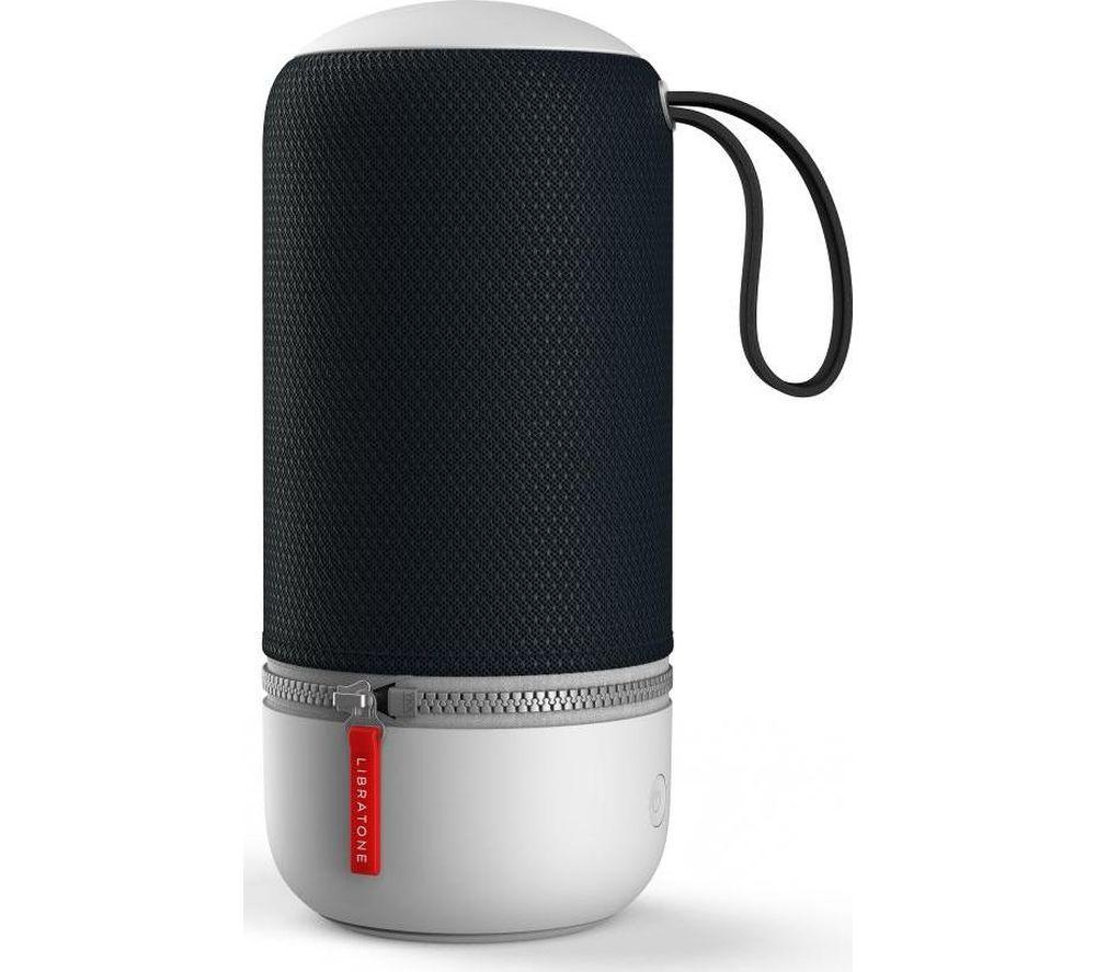 Image of LIBRATONE ZIPP MINI 2 Portable Wireless Voice Controlled Speaker - Black, Black