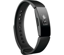 FITBIT Inspire Fitness Tracker - Black, Universal