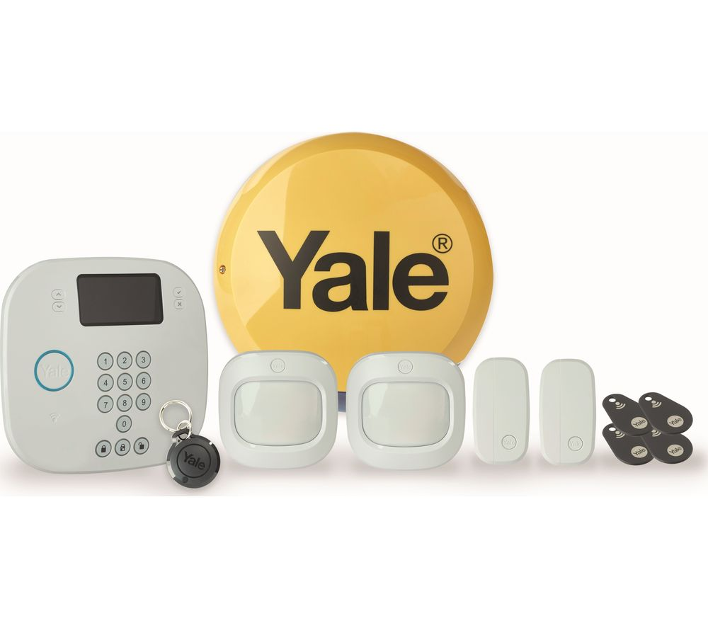 Image of YALE IA-230 Intruder Alert Alarm Kit Plus