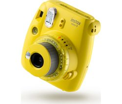mini 9 Instant Camera - Yellow
