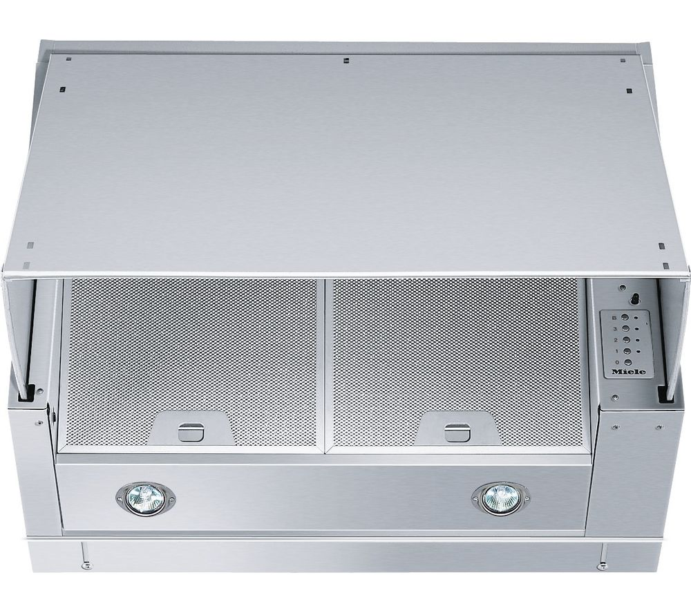 Image of DA1867 Integrated Cooker Hood - Stainless Steel, Stainless Steel
