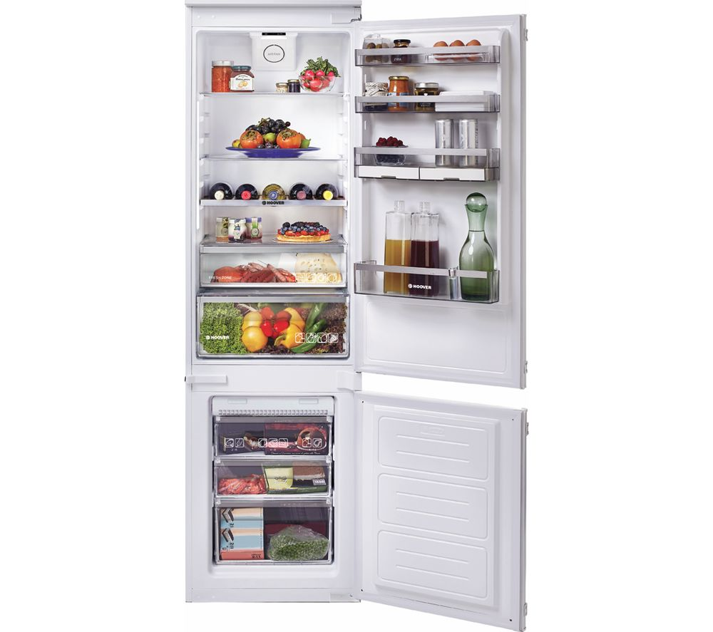 BHBF 182 NUK Integrated 70/30 Fridge Freezer, Transparent