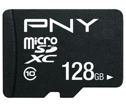 Performance Plus microSDXC Memory Card - 128 GB