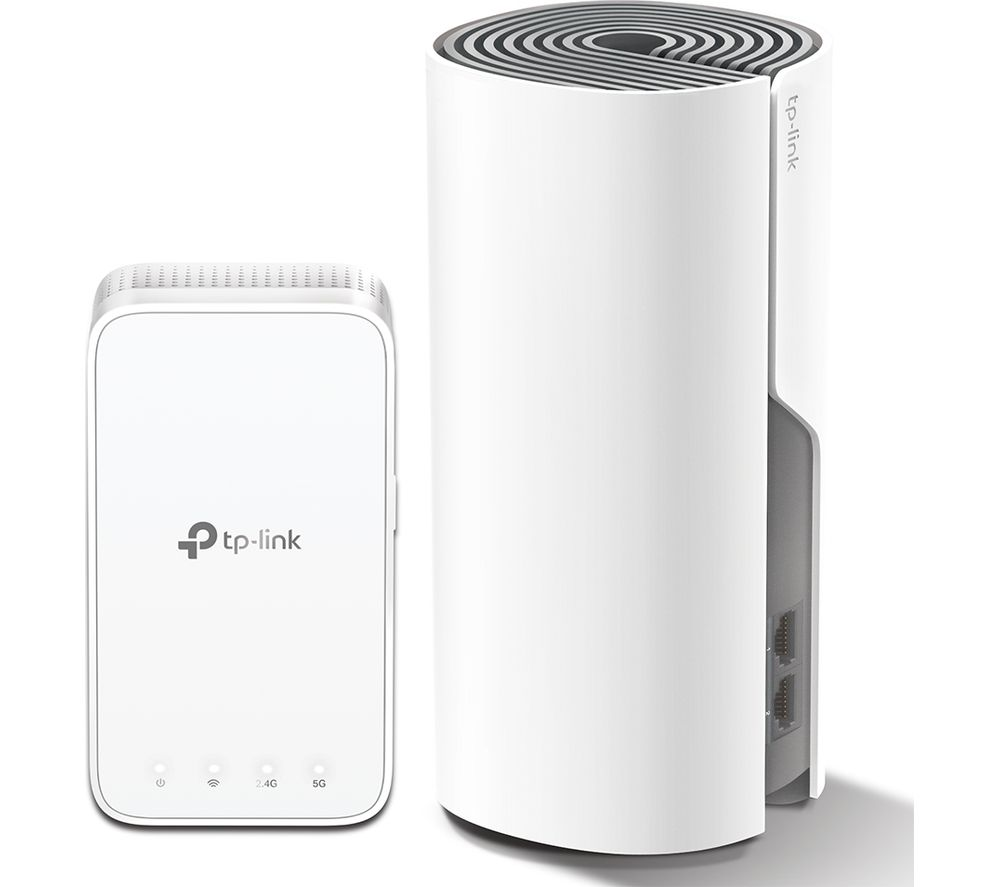 Image of TP-LINK Deco E3 Whole Home WiFi System - Twin Pack