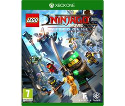 XBOX ONE The LEGO Ninjago Movie Video Game