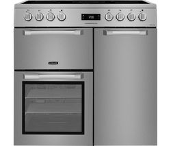 Cuisinemaster Pro PR90C530X 90 cm Electric Ceramic Range Cooker - Stainless Steel