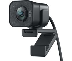StreamCam Full HD Webcam - Graphite