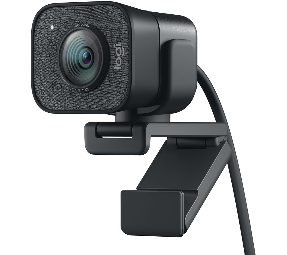 Image of LOGITECH StreamCam Full HD Webcam - Graphite