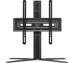 Solid WM 4471 314 mm TV Stand with Bracket – Black