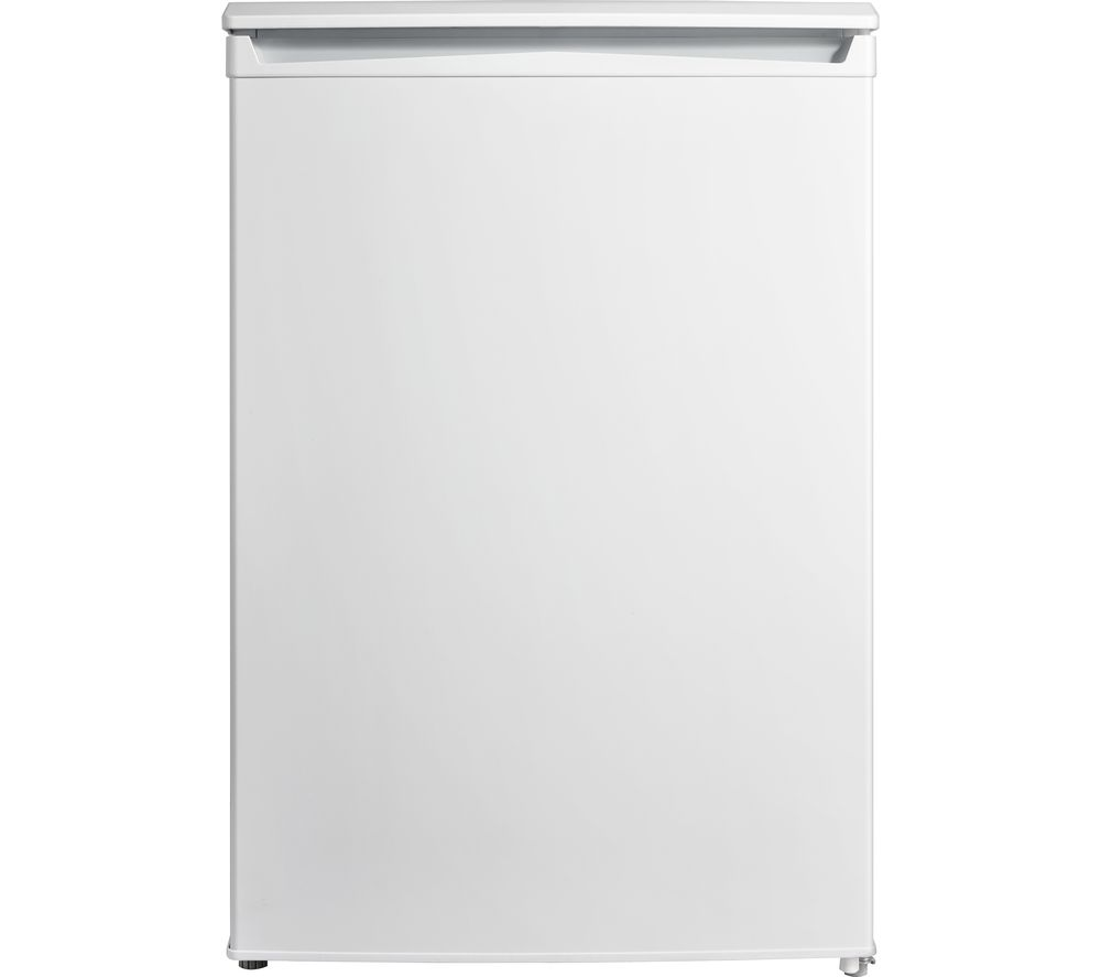 ESSENTIALS CUR55W20 Undercounter Fridge - White, White