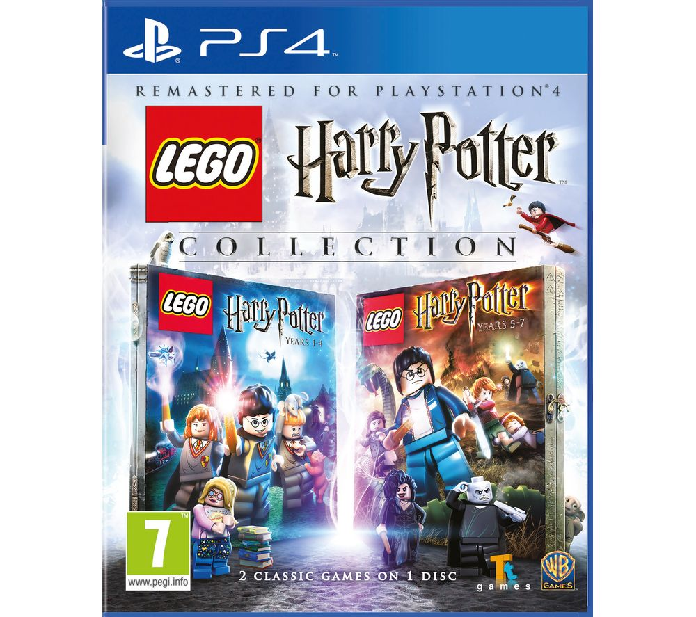 PLAYSTATION LEGO Harry Potter Years 1 - 7 Collection
