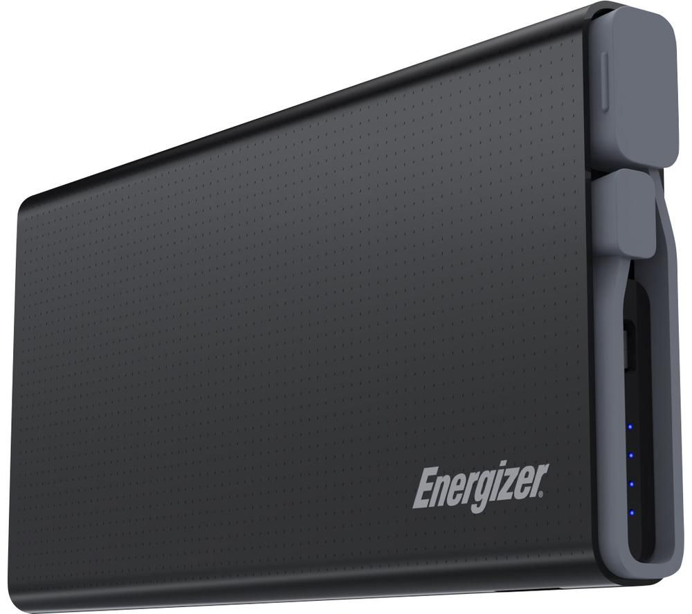ENERGIZER Ultimate UE10004 Portable Power Bank - Black