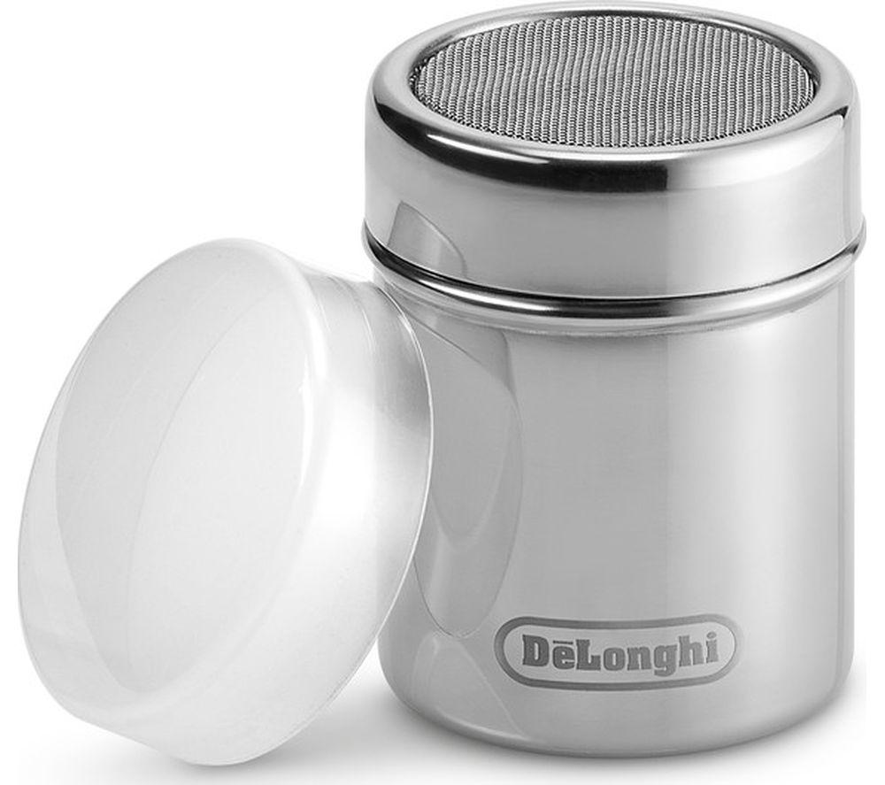 DELONGHI DSLC061 Chocolate Shaker - Silver