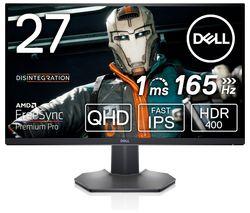 "S2721DGF Quad HD 27"" LCD Gaming Monitor - Silver"
