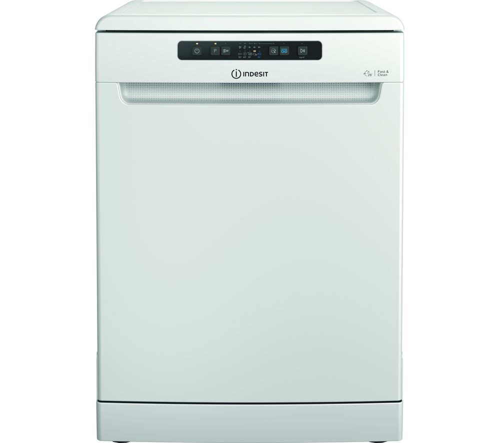 INDESIT DFC 2C24 UK Full-size Dishwasher - White