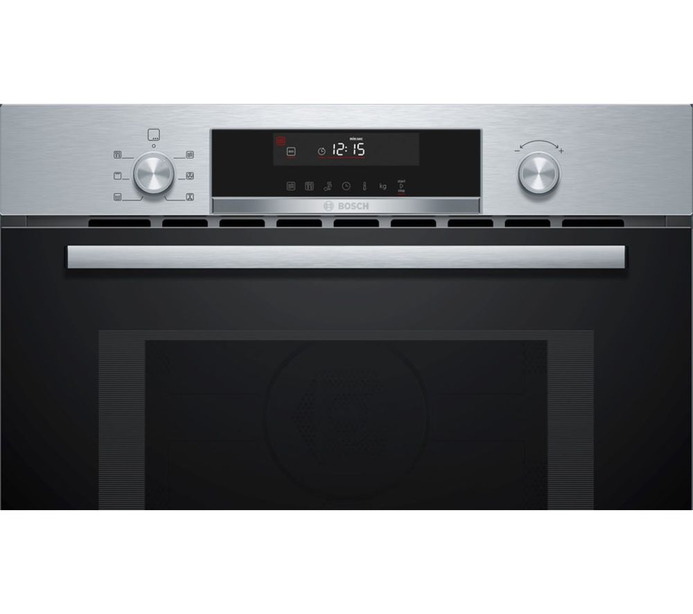 BOSCH CMA585GS0B Built-in Combination Microwave Oven - Stainless Steel