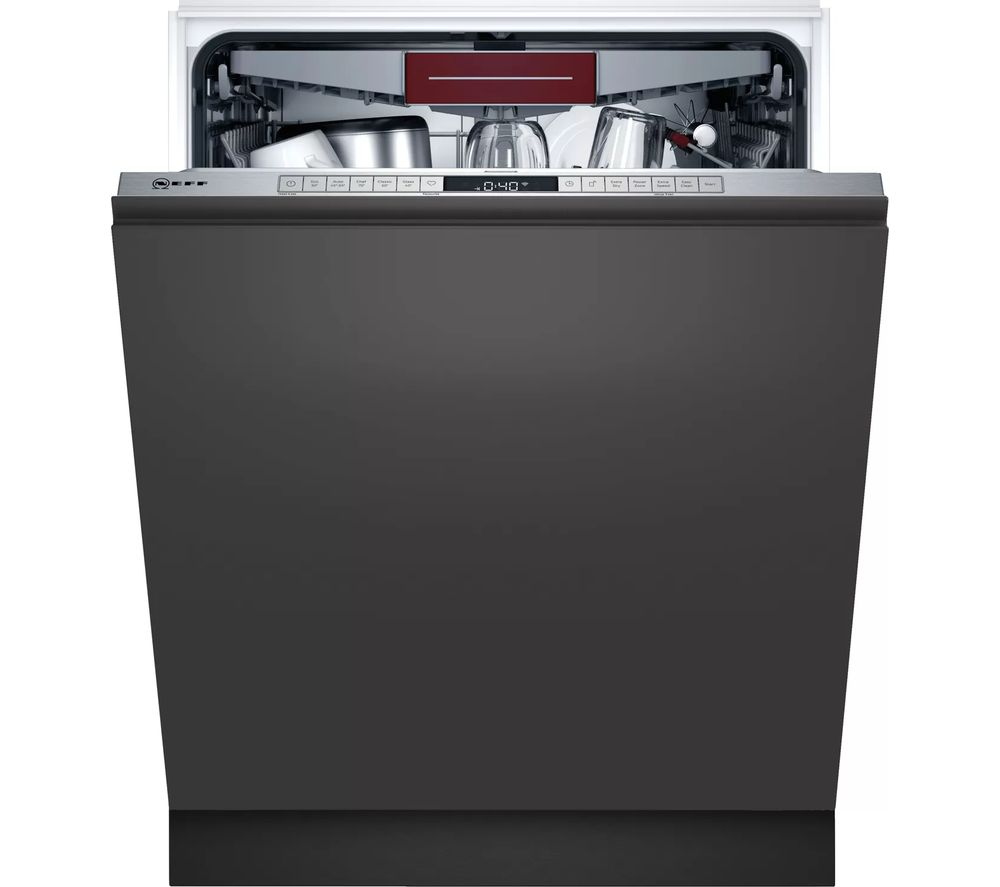 NEFF N50 S155HCX27G Full-size Fully Integrated WiFi-enabled Dishwasher