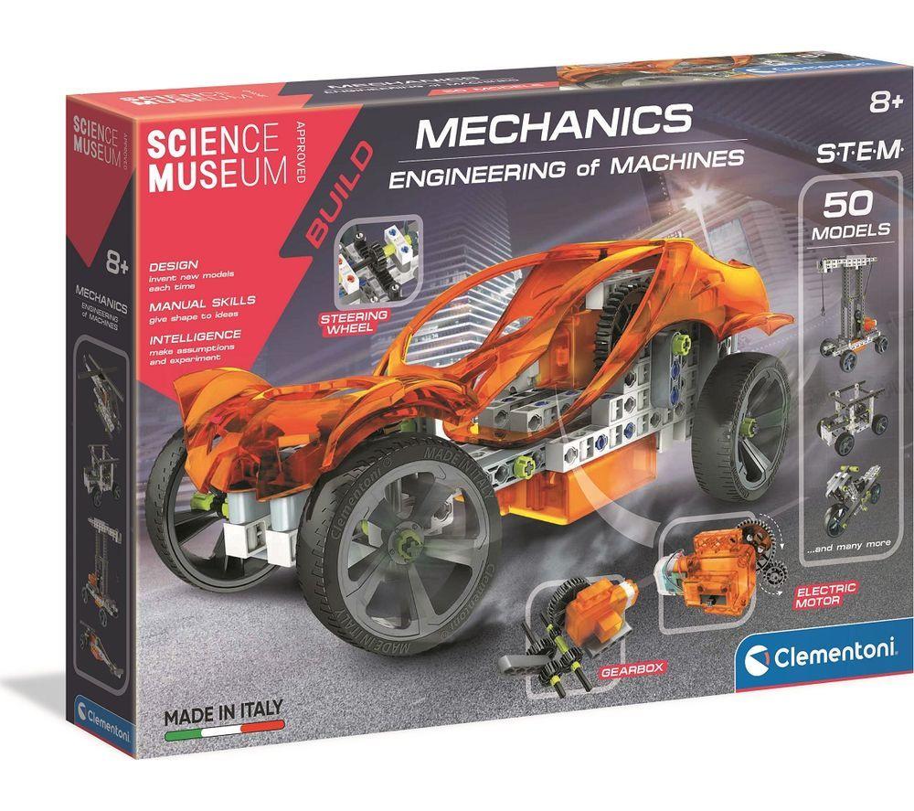 SCIENCE MUSEUM Mechanics Lab Kids Tech Toy