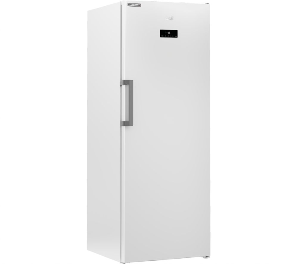 BEKO Pro FFEP3791W Tall Freezer - White