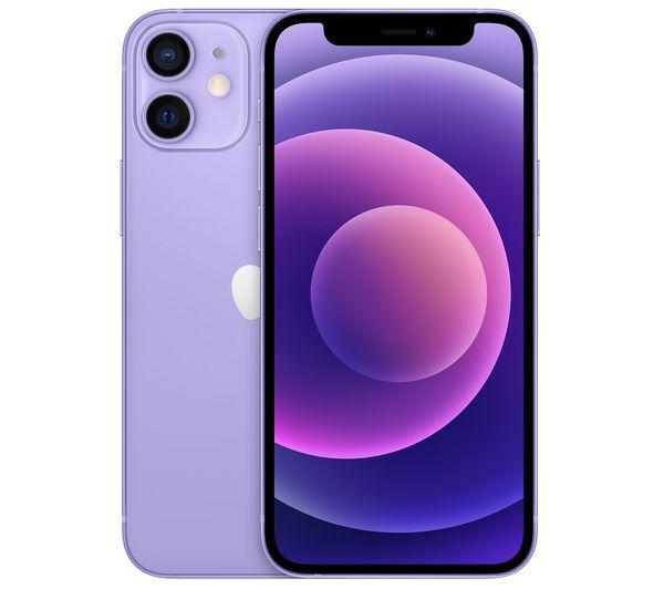 Apple iPhone 12 Mini - 64 GB, Purple 1
