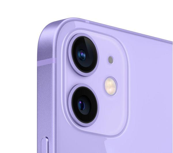 Apple iPhone 12 Mini - 64 GB, Purple 3