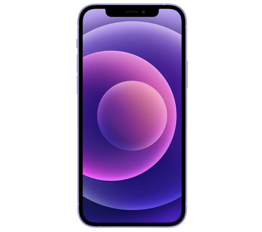 APPLE iPhone 12 Mini - 64 GB, Purple