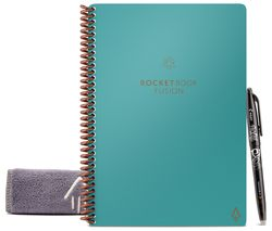 Fusion Digital A5 Notebook - Neptune Teal