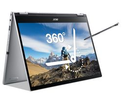 """Spin 3 13.3"""" 2 in 1 Laptop - Intel® Core™ i5, 512 GB SSD, Silver"""