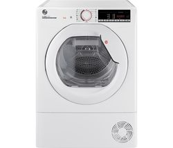 H-Dry 300 HLE H8A2TE WiFi-enabled 8 kg Heat Pump Tumble Dryer - White