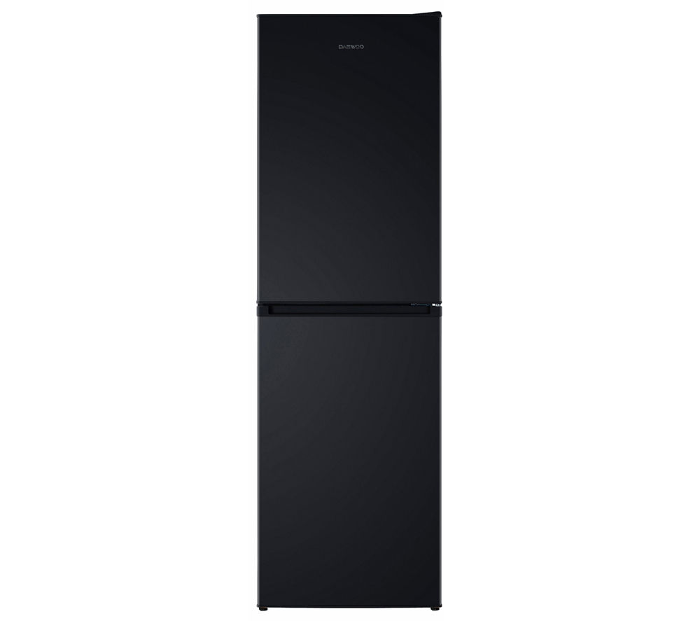 DAEWOO DFF470SB 50/50 Fridge Freezer - Black