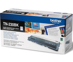 BROTHER TN230BK Black Toner Cartridge