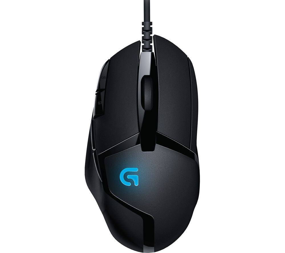 LOGITECH G402 Hyperion Fury FPS Optical Gaming Mouse