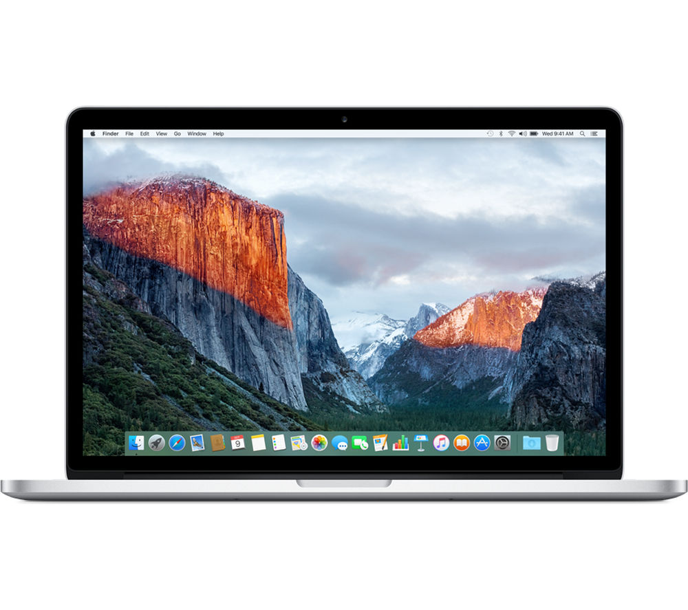 "APPLE MacBook Pro 15"" with Retina Display (2015) + LiveSafe Premium - 1 user / unlimited devices for 1 year"