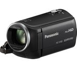 PANASONIC HC-V160EB-K Full HD Camcorder - Black
