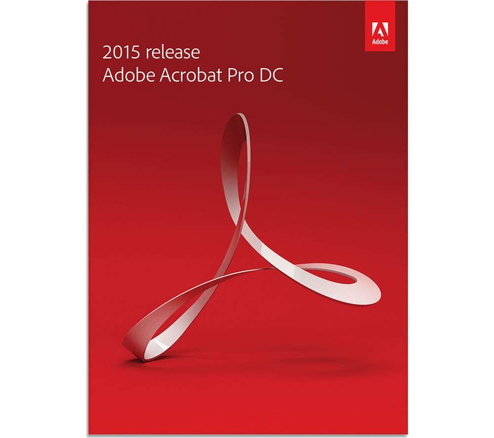 Image of ADOBE Acrobat DC Pro Windows