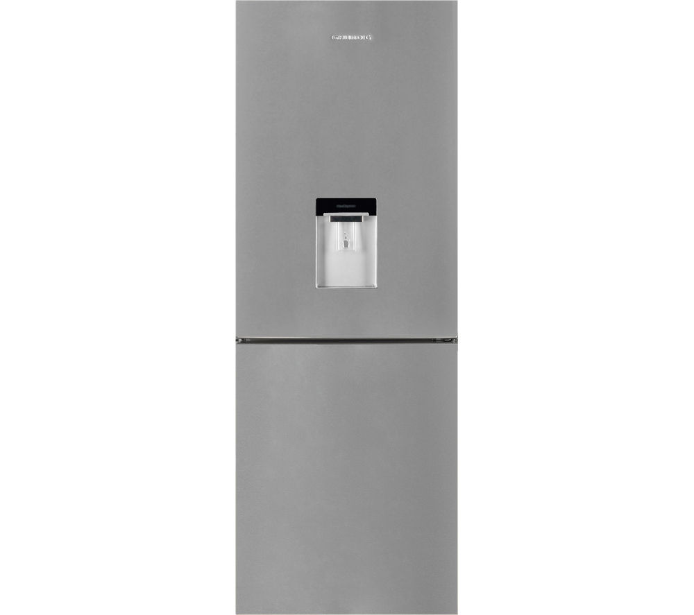GRUNDIG GKN16715DX 60/40 Fridge Freezer - Stainless Steel