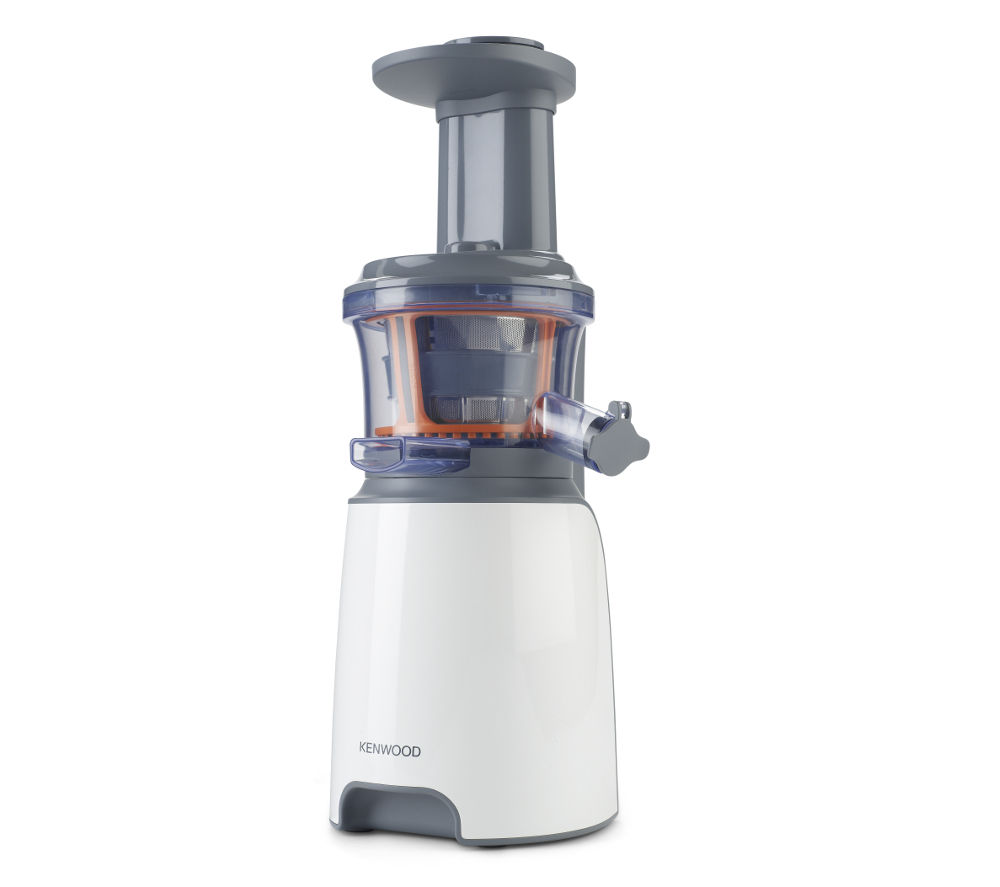 Kenwood Purejuice Slow Juicer Jmp600si : KENWOOD PureJuice JMP601WH Juicer - White, White Bluewater ?199.00
