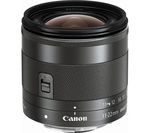 CANON EF-M 11-22 mm f/4-5.6 IS STM Wide-angle Zoom Lens