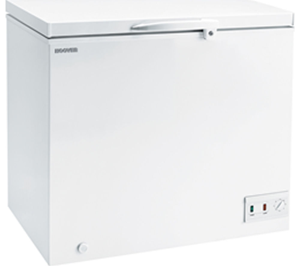 HOOVER CFH157AWK Chest Freezer - White