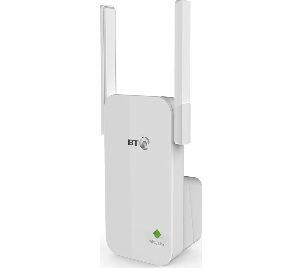 BT Essential 300 WiFi Range Extender - N300, Single-band