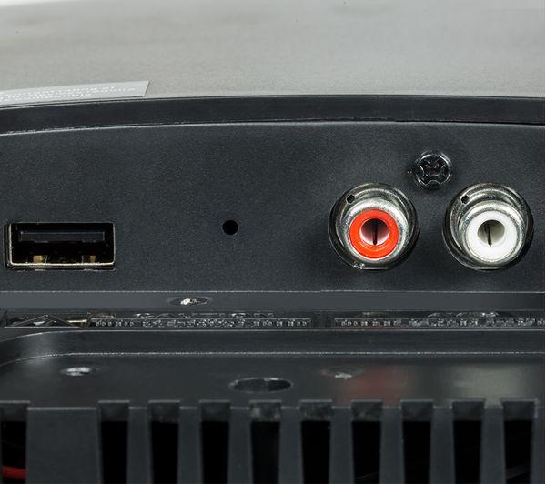 buy jvc rd d227b wireless flat panel hi fi system gun. Black Bedroom Furniture Sets. Home Design Ideas