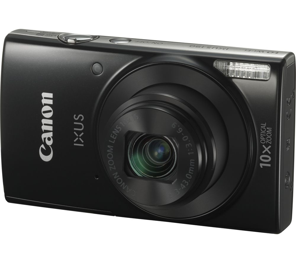 Compare prices for Canon IXUS 190 Compact Camera
