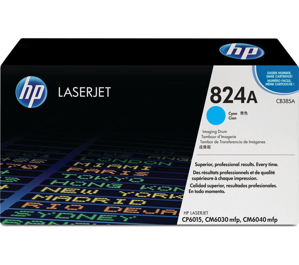 HP 824A Cyan Imaging Drum