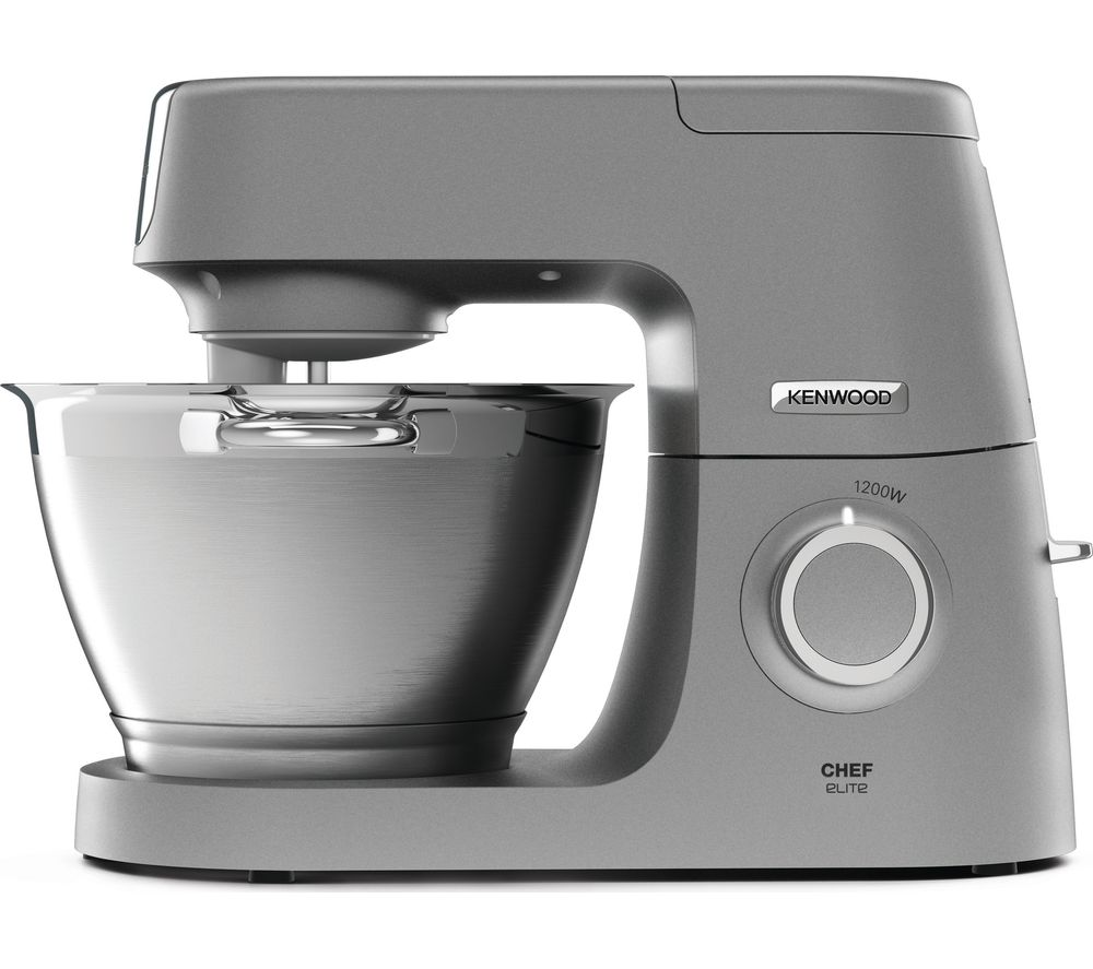 Cheapest price of Kenwood Chef Elite KVC5100S Stand Mixer in new is £225.00