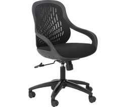 ALPHASON Croft Operator Chair - Black